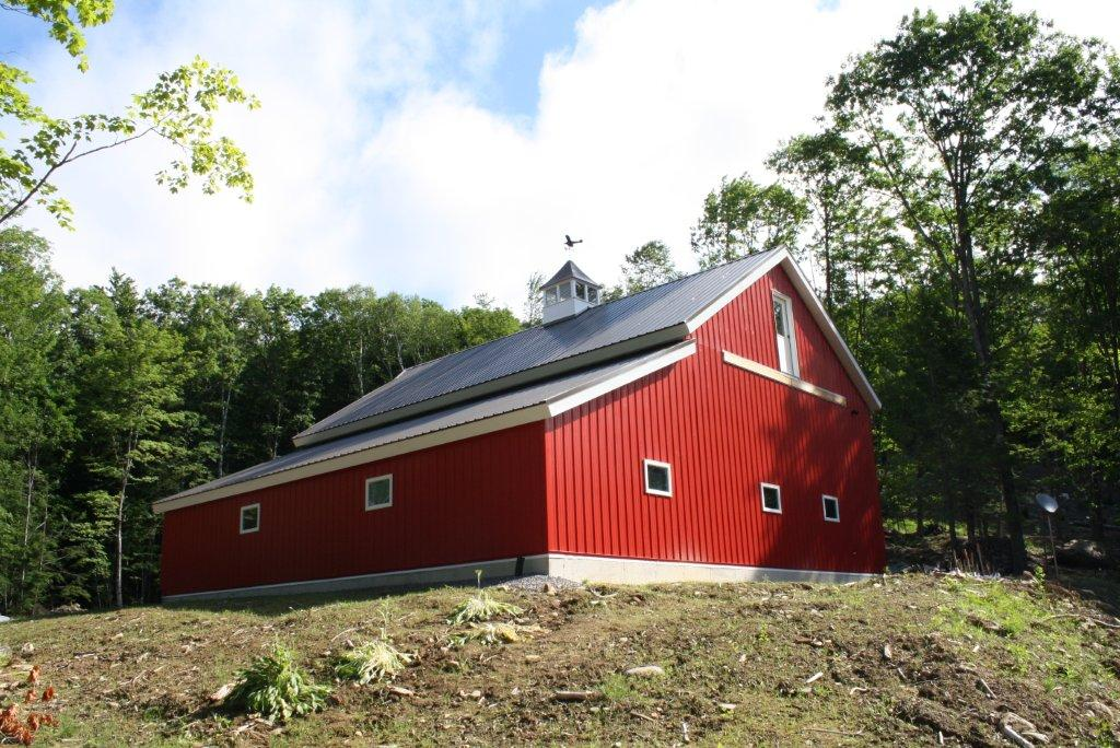 Meredith Nh Custom Structural Insulated Panel Sip Barn