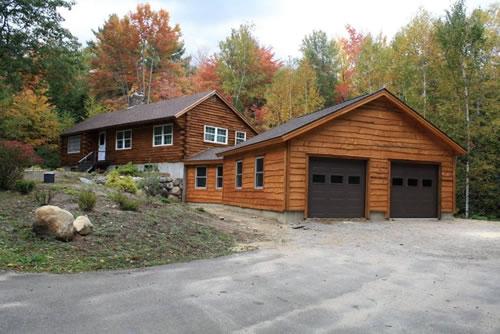 New hampshire hayward and company nh log timber homes Log homes in new hampshire