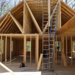 Pre-built trusses