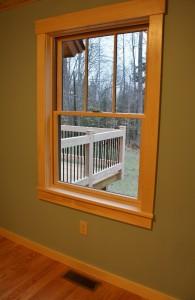 Moultonboro Office Window