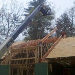 heavy timber rafters