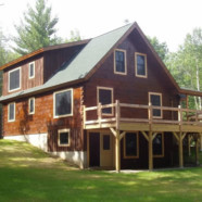 Private Residence – Greenwood, Maine